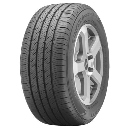 Neumaticos FALKEN SINCERA  SN250AS 225/65 R17 102T Mini Foto 1