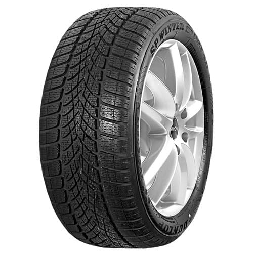 DUNLOP SP WINTER SPORT  4D 225/55 R17 97H Foto 1