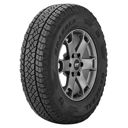 Neumaticos GENERAL TIRE GRABBER  APT 265/75 R16 116T Mini Foto 1