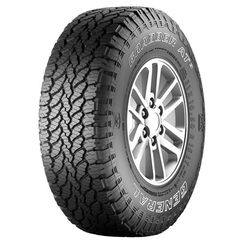 Neumaticos GENERAL TIRE GRABBER  AT3 265/65 R17 120/117S Mini Foto 1