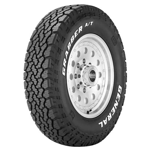 Neumaticos GENERAL TIRE GRABBER  ATX 315/70 R17 121/118S Mini Foto 1