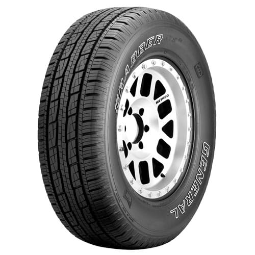 Neumaticos GENERAL TIRE GRABBER  HTS60 245/65 R17 107H Mini Foto 1