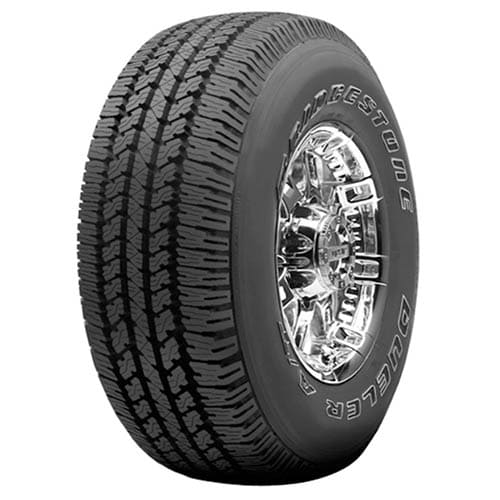 Neumaticos BRIDGESTONE DUELER  AT D693 III 265/65 R17 112S Mini Foto 1