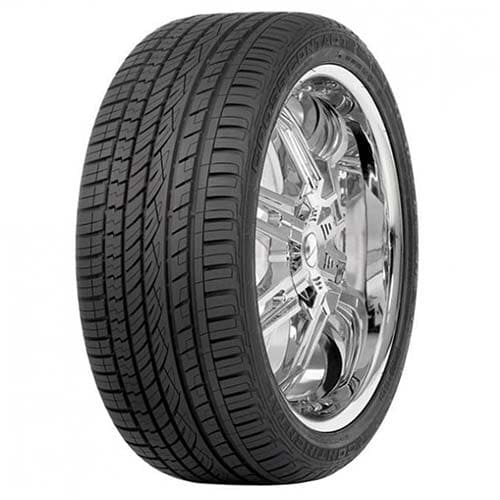 Neumaticos CONTINENTAL CROSSCONTACT  UHP 255/45 R19 100V Mini Foto 1