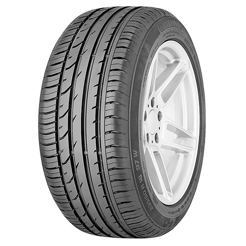 CONTINENTAL PREMIUMCONTACT  2 SSR 205/50 R17 89W Foto 1
