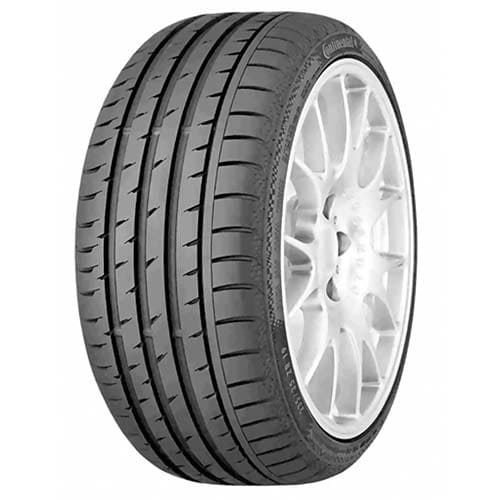 CONTINENTAL SPORTCONTACT  3 SSR 245/45 R18 96Y Foto 1
