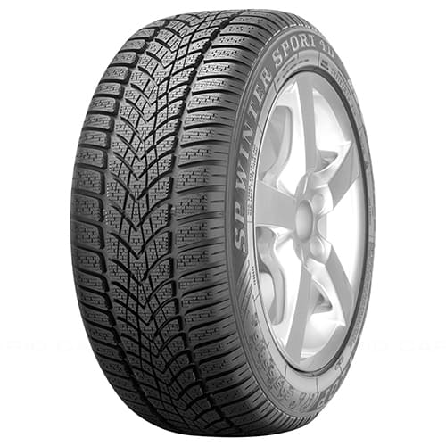 Neumaticos DUNLOP SP WINTER SPORT  4D ROF 225/55 R17 97H Mini Foto 1