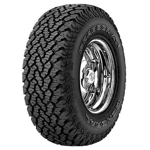 Neumaticos GENERAL TIRE GRABBER  AT2 205/75 R15 97T Mini Foto 1