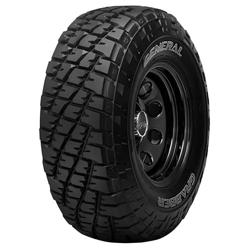 Neumaticos GENERAL TIRE GRABBER  SRL 35/12.5 R17 121Q Mini Foto 1