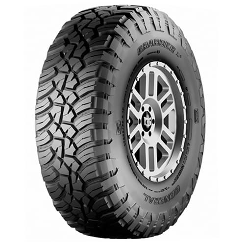 Neumaticos GENERAL TIRE GRABBER  X3 225/75 R16 115/112Q Mini Foto 1