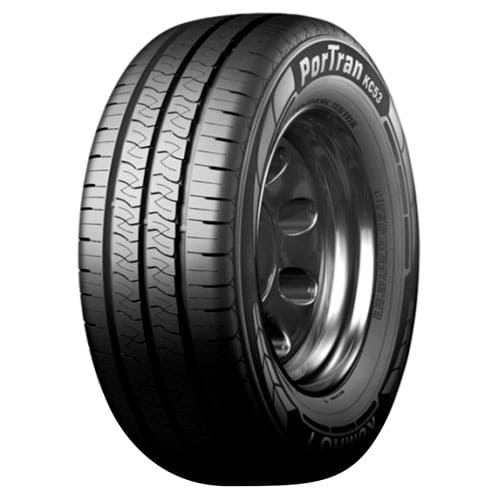Neumaticos KUMHO PORTRAN  KC53 215/70 R16  Mini Foto 1