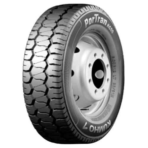 Neumaticos KUMHO PORTRAN  KC55 550 R13  Mini Foto 1