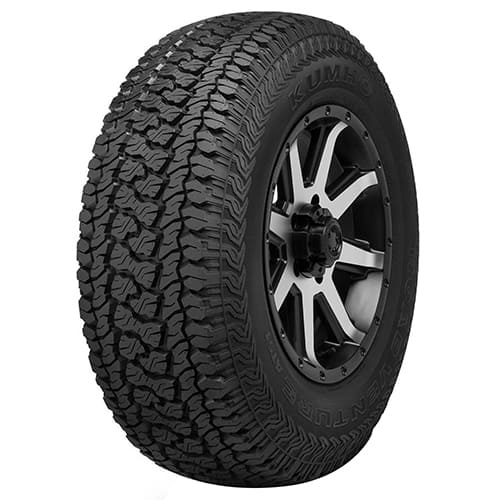 Neumaticos KUMHO ROAD VENTURE  AT51 265/75 R16  Mini Foto 1