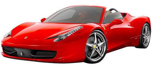 Neumáticos para Vehículos FERRARI 458 ITALIA