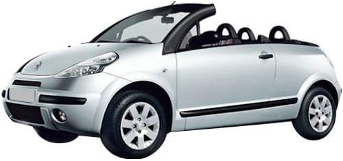 Neumáticos para Vehículos CITROEN C3 PLURIEL
