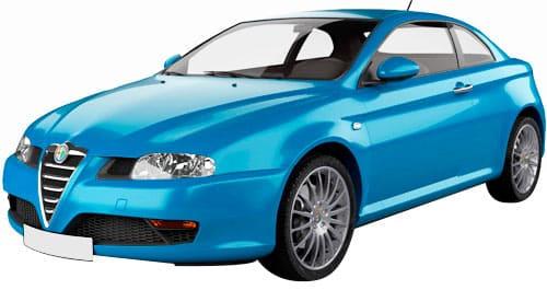 Neumáticos para Vehículos ALFA ROMEO GT
