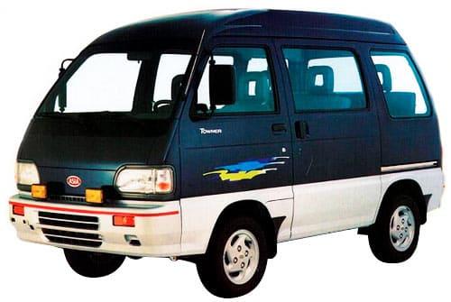 Neumáticos para Vehículos ASIA TOWNER